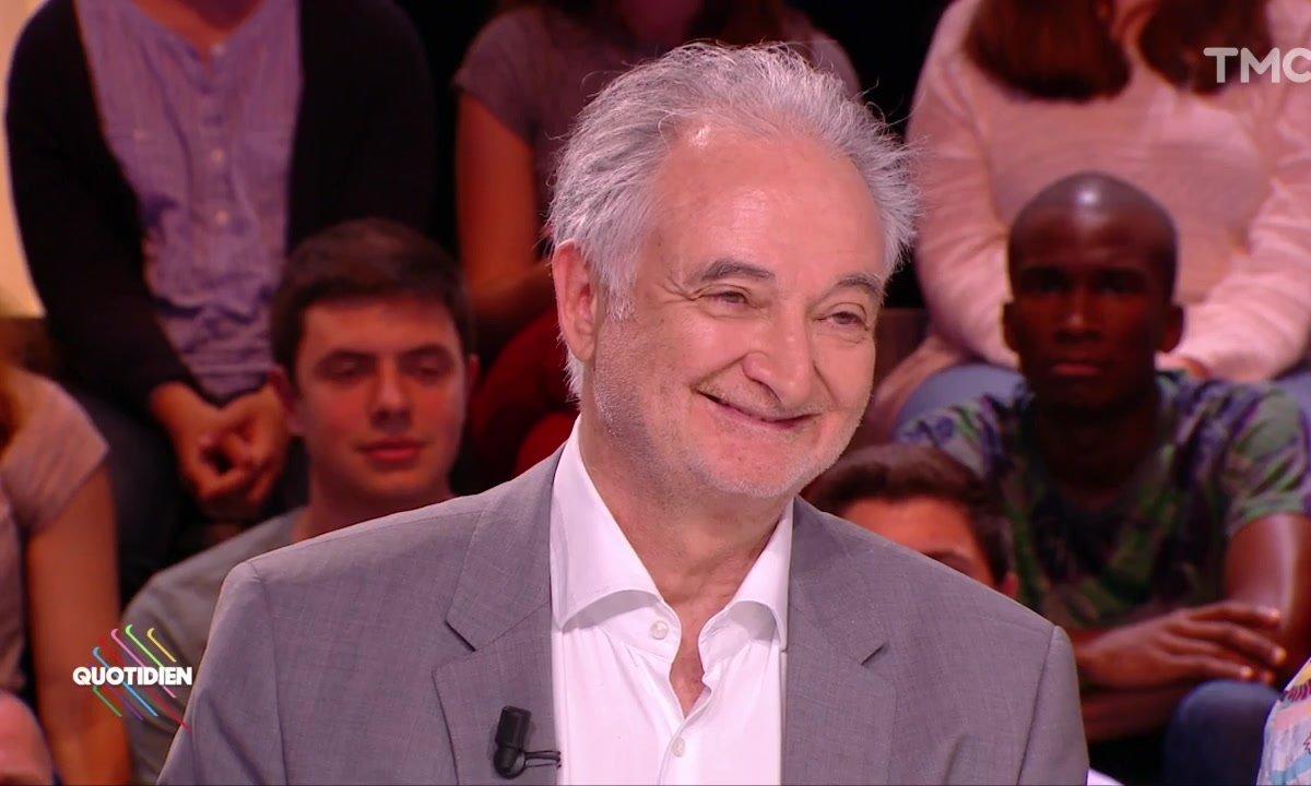 """Invité : Jacques Attali pour """"Les chemins de l'essentiel"""""""
