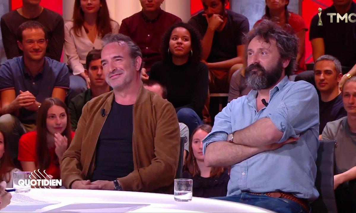 """Invité : Jean Dujardin et Quentin Dupieux présentent """"Le Daim"""""""