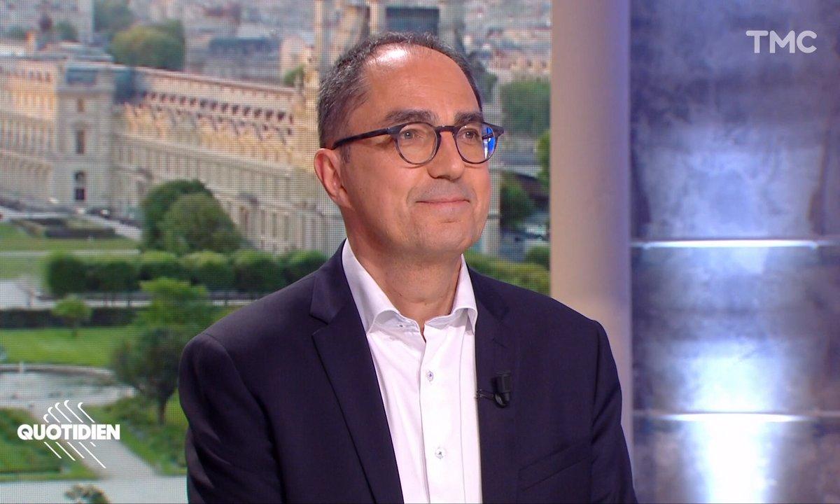 Invité : Jean-Luc Martinez, président du Louvre