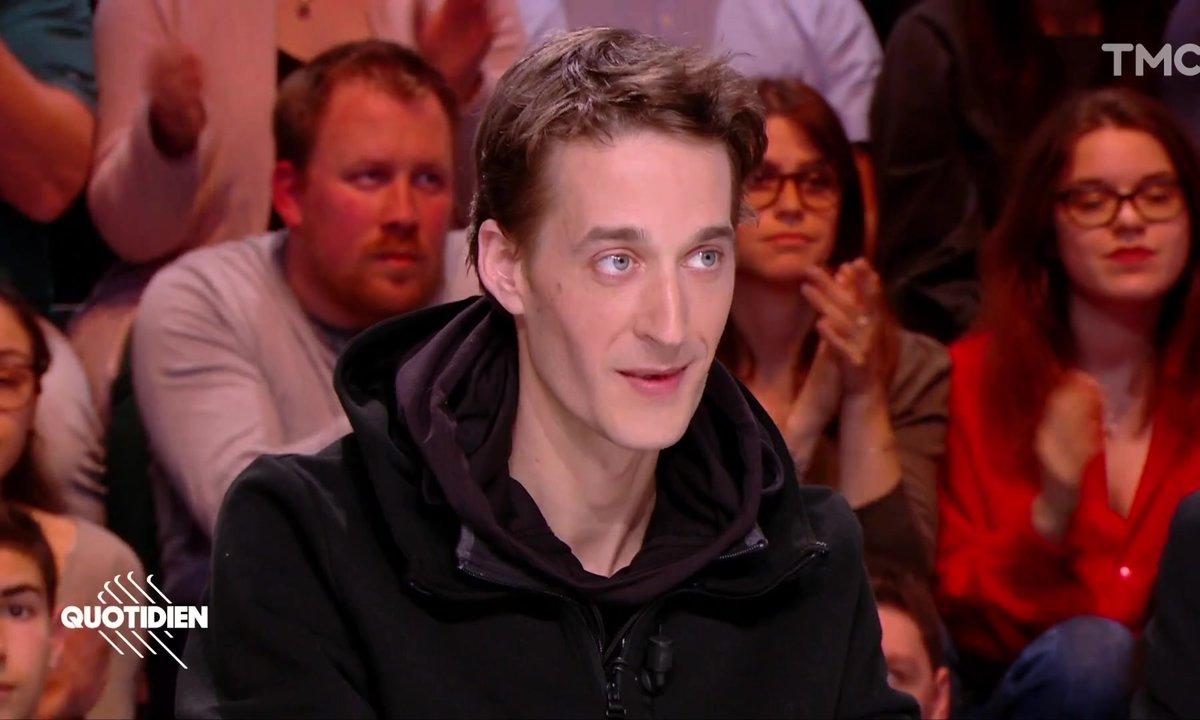 Invité : le journaliste Gaspard Glanz revient sur son interpellation