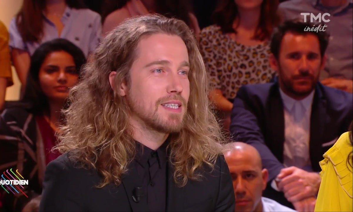 Invité : Julien Doré, dandy rock et envoûtant