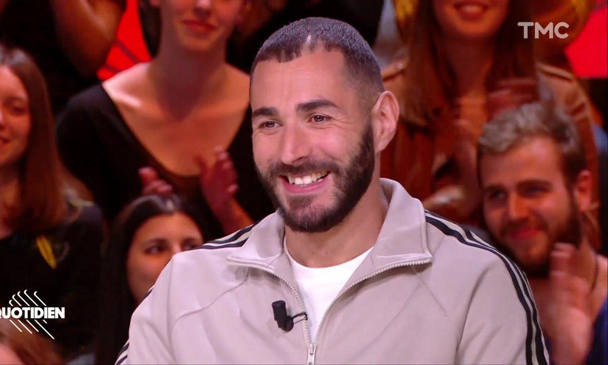 Invité : Karim Benzema fait sa Masterclass