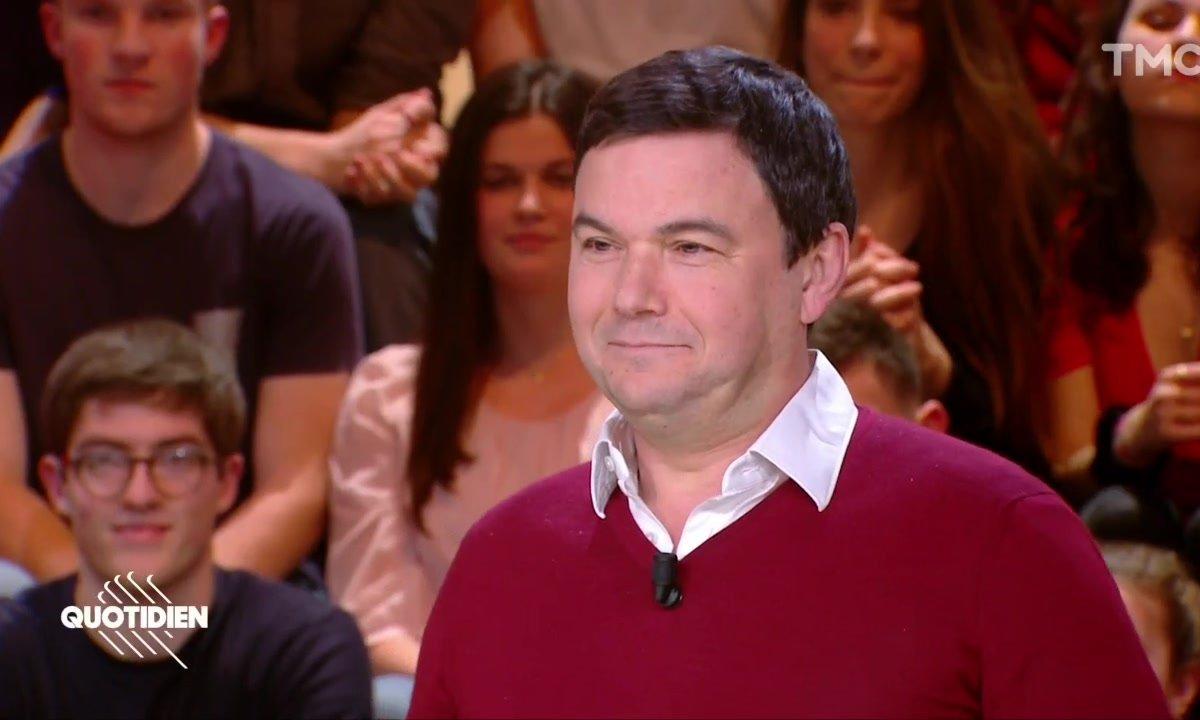 Invité : l'économiste Thomas Piketty, sur l'ISF
