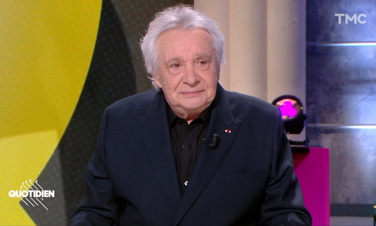 Invité : la Masterclass de Michel Sardou