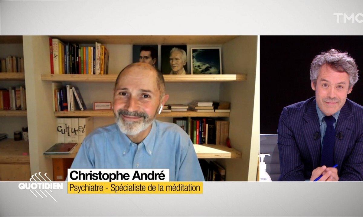"""Invité : """"La sagesse, c'est d'intégrer ce que l'adversité nous aura appris"""", le psychiatre Christophe André"""