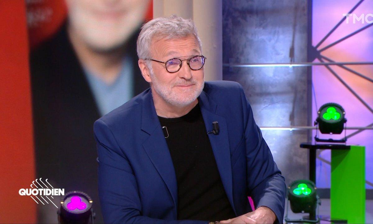 """Invité : Laurent Ruquier raconte l'humour dans """"Finement con"""""""