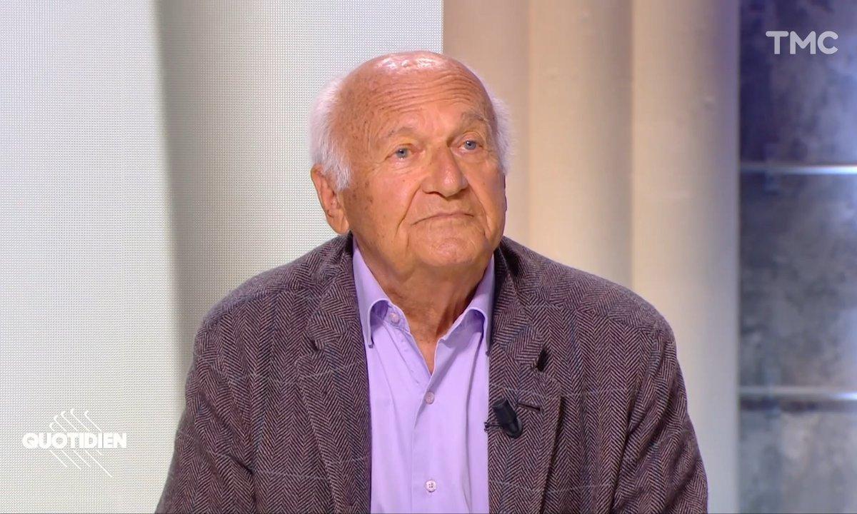 Invité : le grand historien de la mémoire Pierre Nora se raconte dans « Jeunesse »