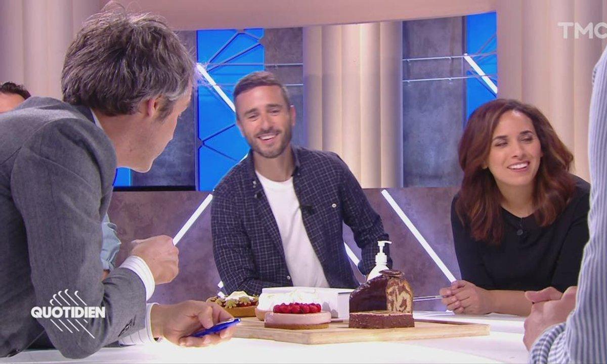 """Invité : le pâtissier François Perret part à l'aventure dans """"The chef in a truck"""" sur Netflix"""