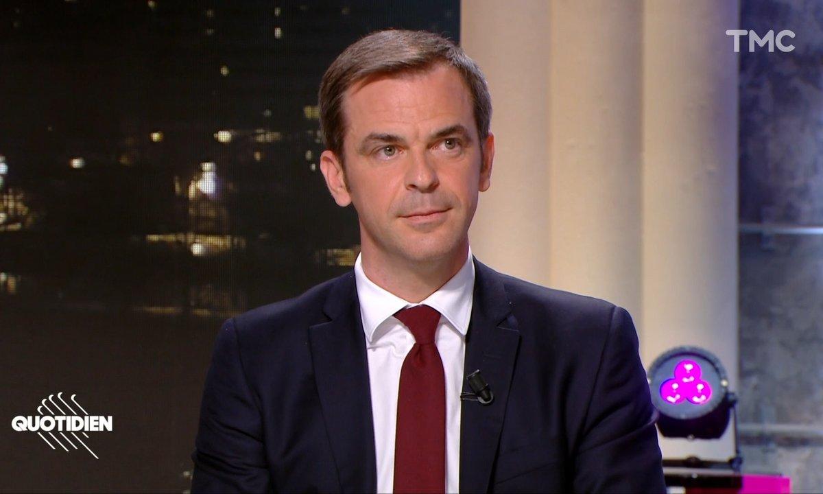 Invité : le point sur la situation sanitaire avec Olivier Véran, ministre de la Santé