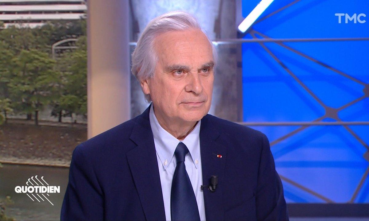 Invité: les droits de l'Homme à l'heure du (dé)confinement avec Jean-Marie Burguburu