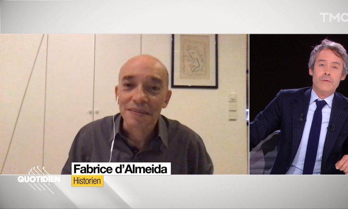 Invité : l'historien Fabrice d'Almeida