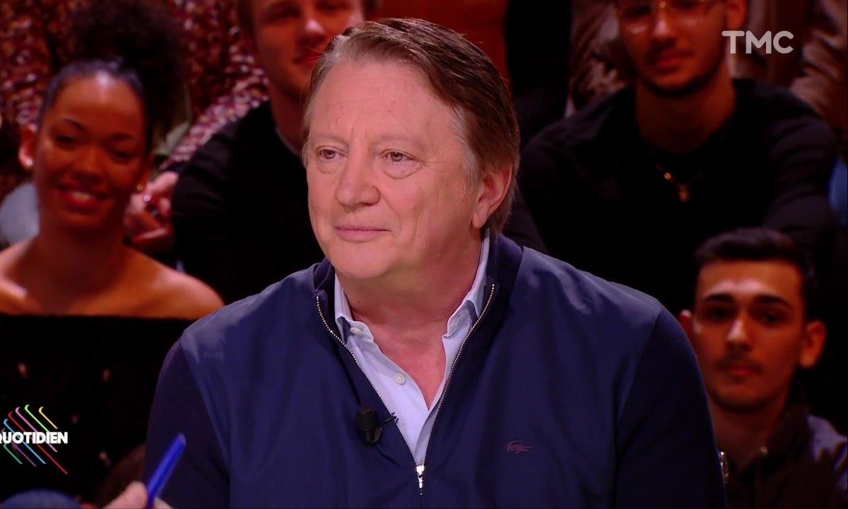 Invité : Lionel Chamoulaud explique son départ de France Télévisions