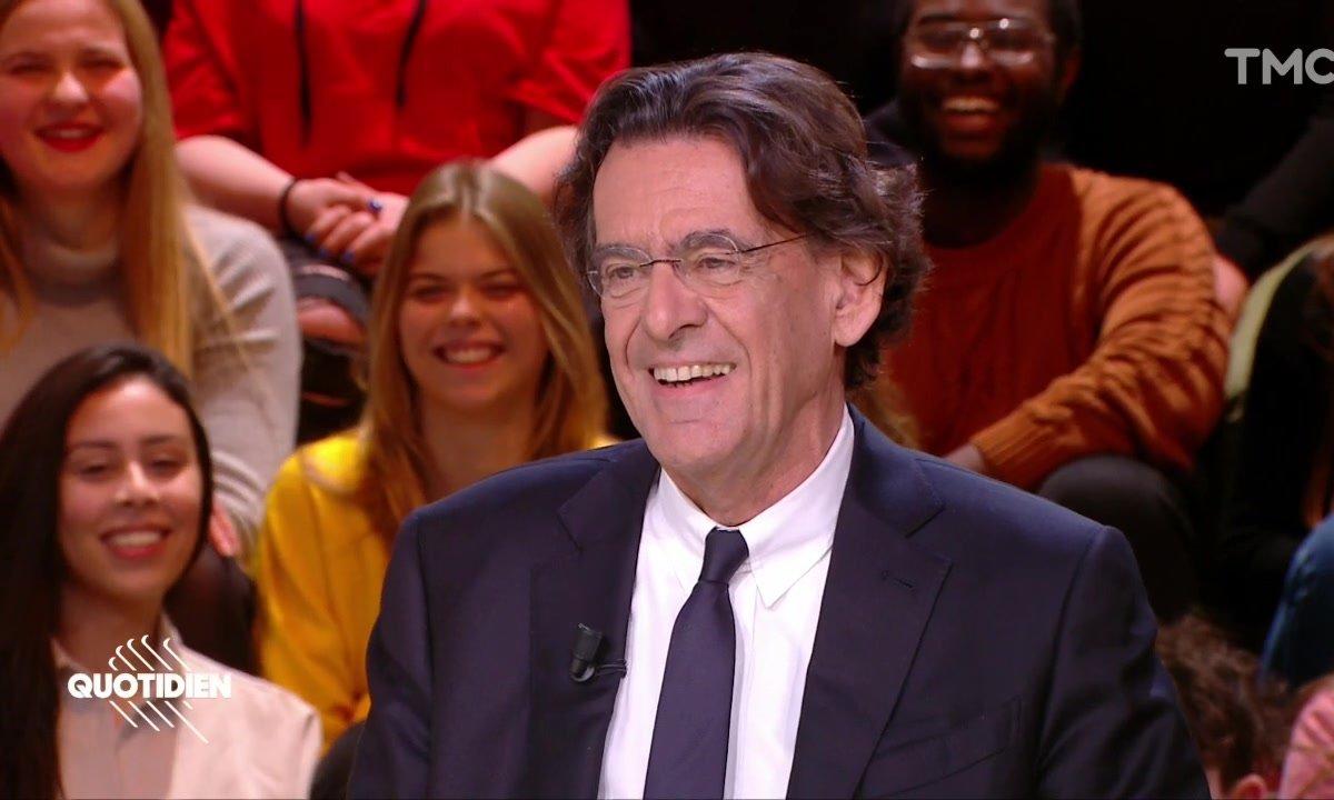 """Invité : Luc Ferry pour """"Le dictionnaire amoureux de la philosophie"""""""