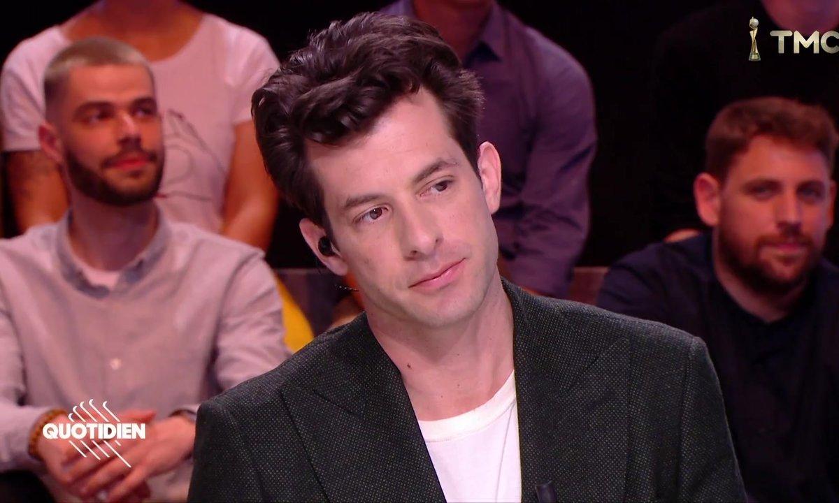 """Invité : Mark Ronson pour """"Late night feelings"""" (Partie 2)"""