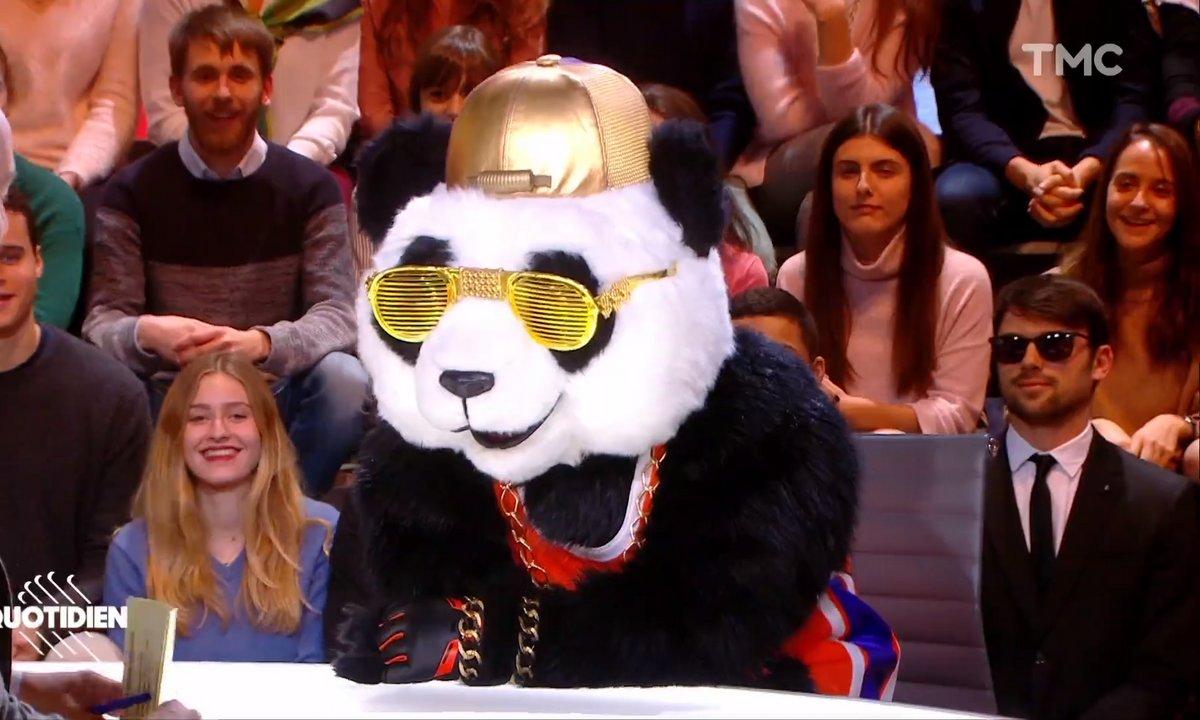 Invité – Mask Singer : saurez-vous qui se cache derrière Panda ?