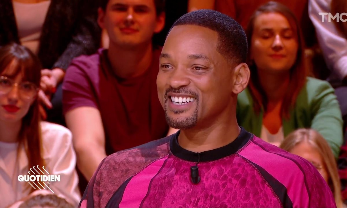 "Invité : la masterclass de Will Smith pour ""Aladdin"""