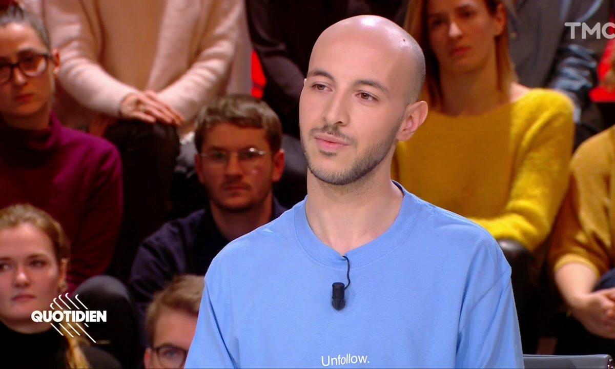 """Invité : Mehdi Meklat sort du silence pour """"Autopsie"""""""