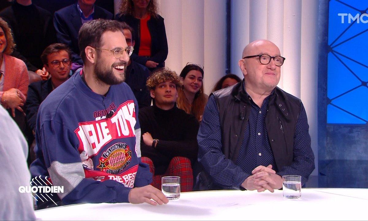 """Invité : Michel Blanc et Hakim Jemili pour """"Docteur ?"""""""