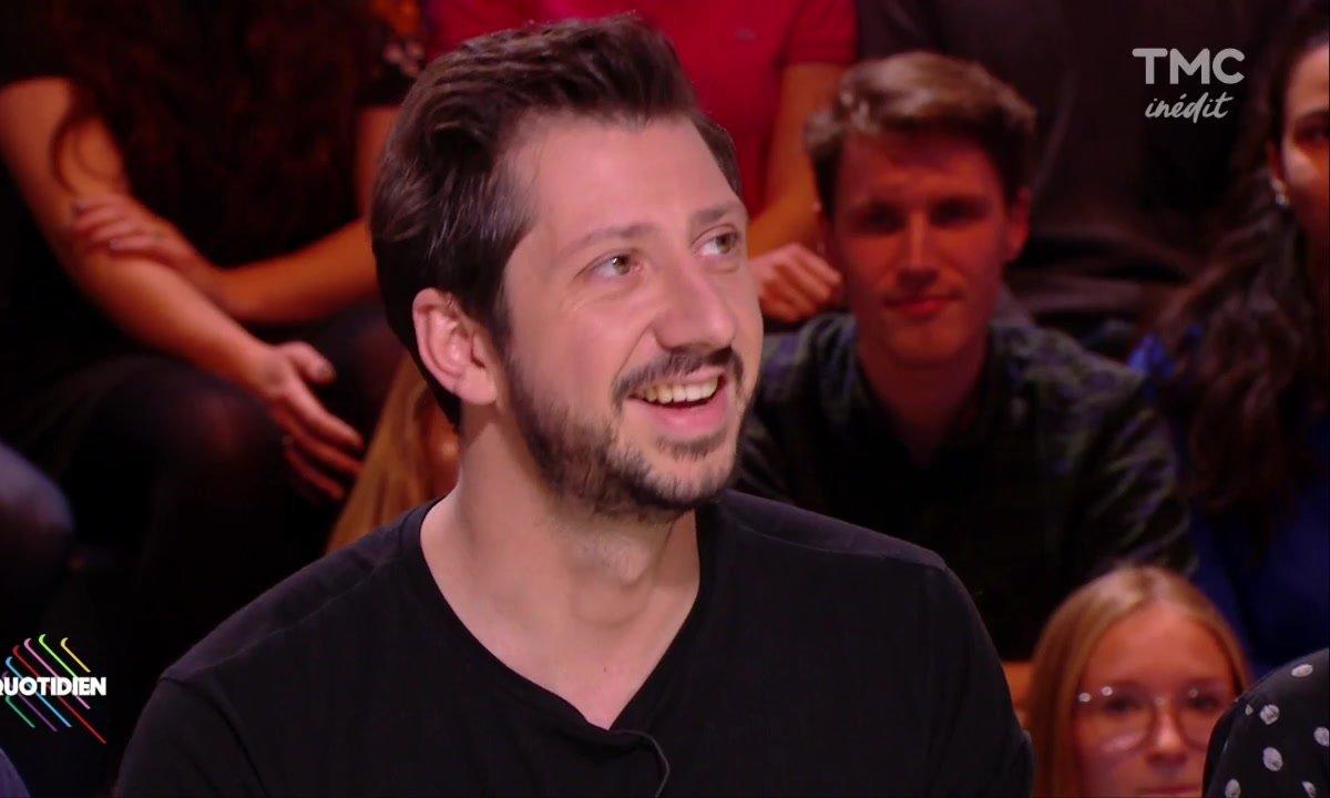 Invité : Monsieur Poulpe fait « Crac-Crac », sa nouvelle émission sur le sexe