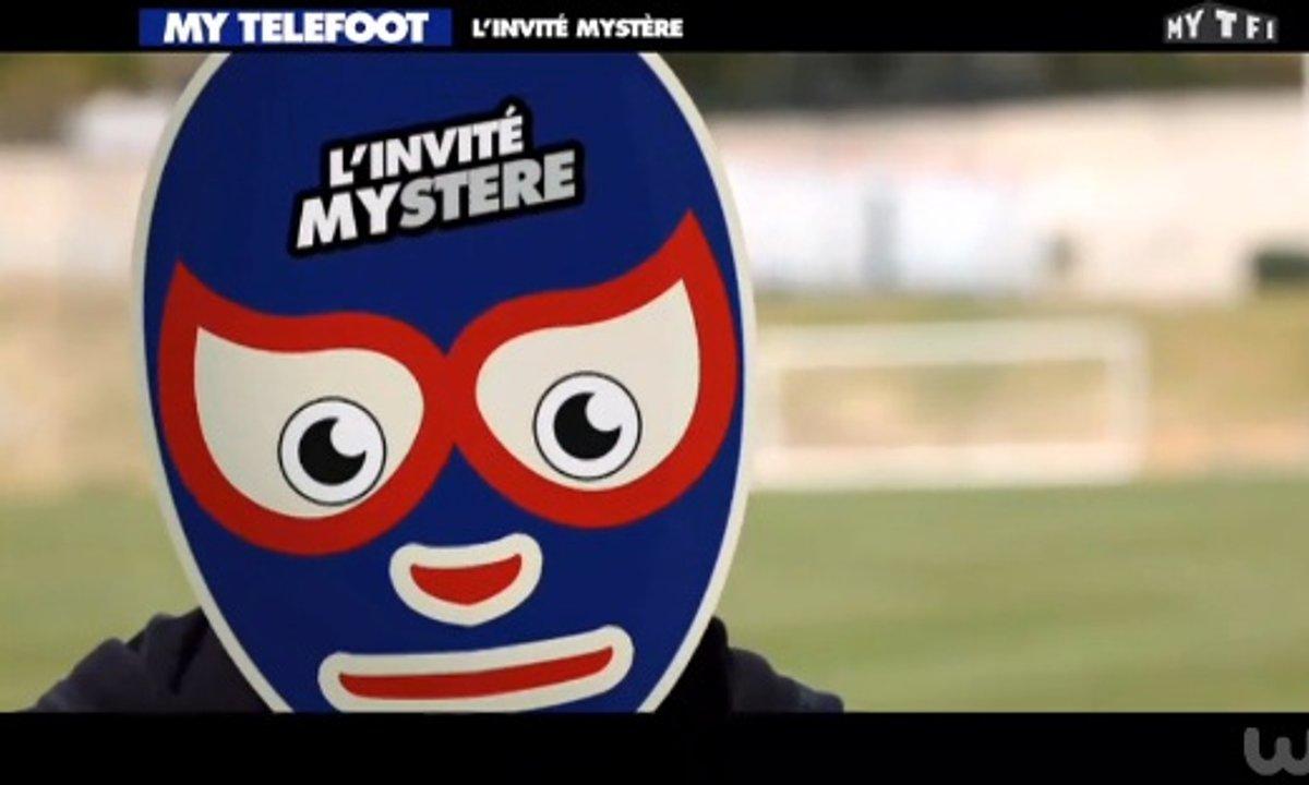 MyTELEFOOT - L'invité mystère du 11 mai 2014