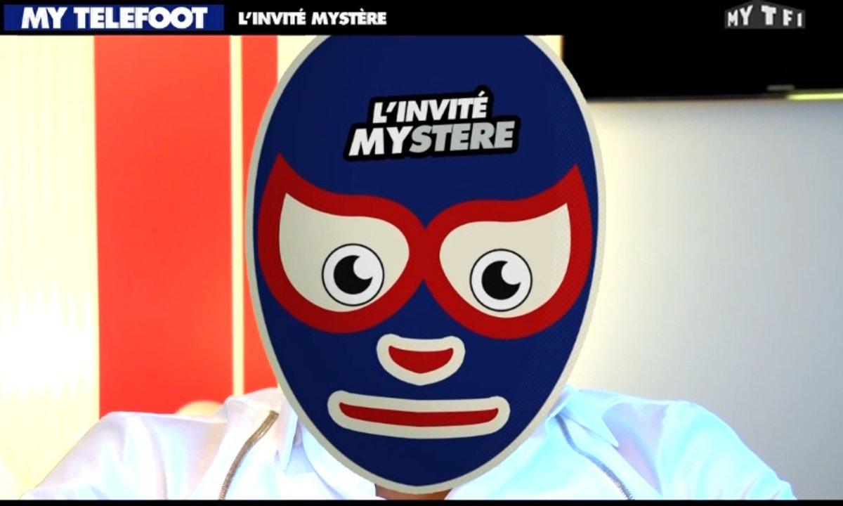 MyTELEFOOT - L'invité mystère du 25 mai 2014