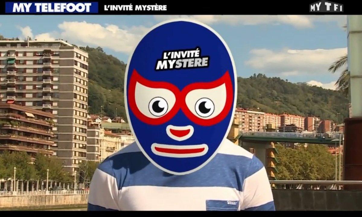 MyTELEFOOT - L'invité mystère du 28 septembre 2014