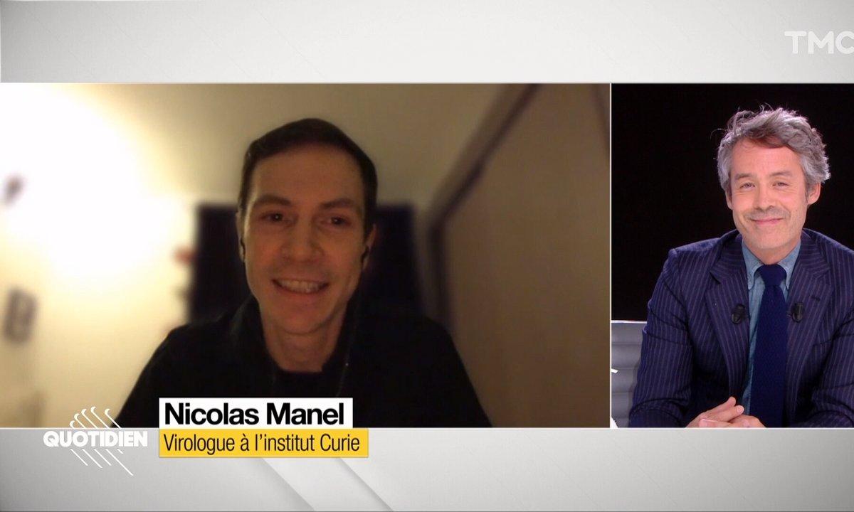 Invité : Nicolas Manel, virologue