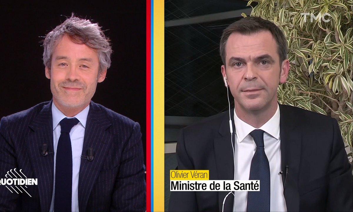 Invité : Olivier Véran, ministre de la Santé