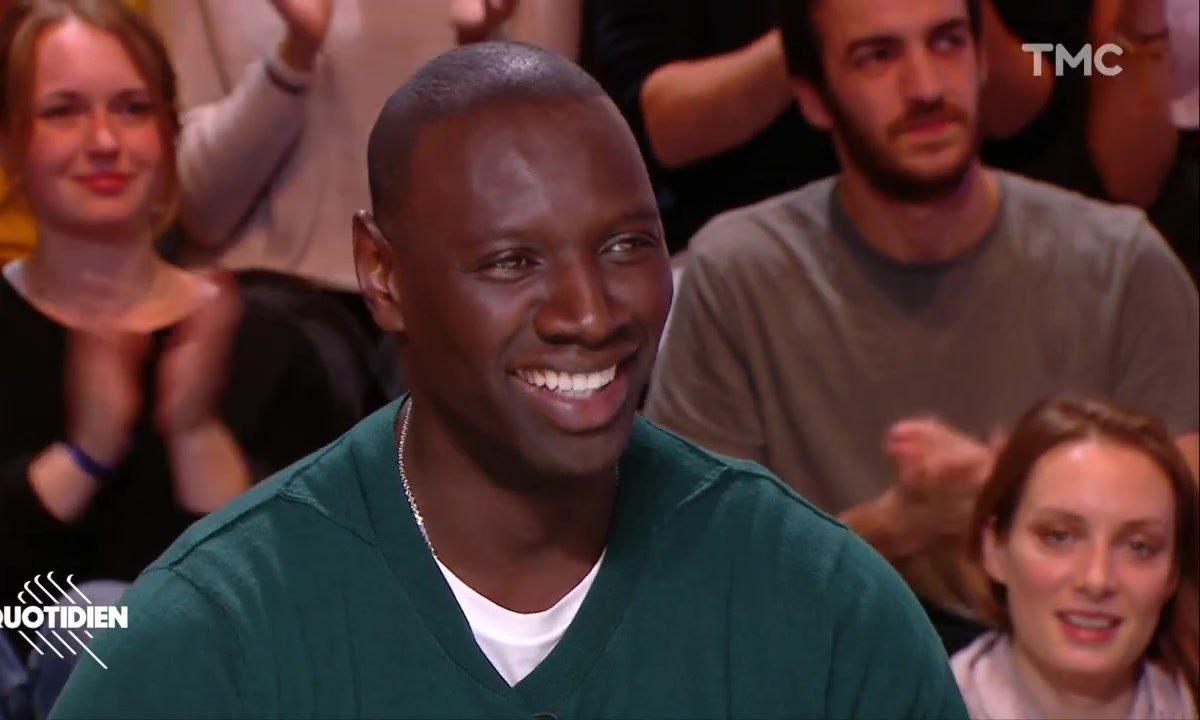 "Invité : Omar Sy est ""Le flic de Belleville"""