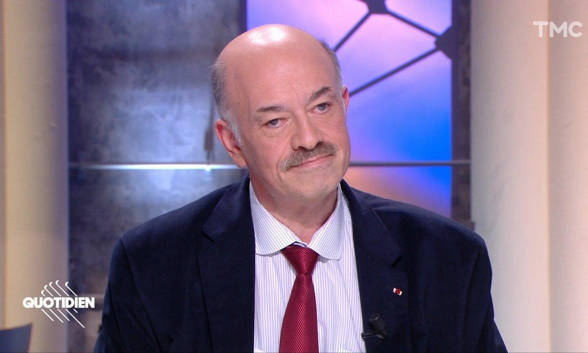 Invité : on parle antiterrorisme avec le criminologue Alain Bauer