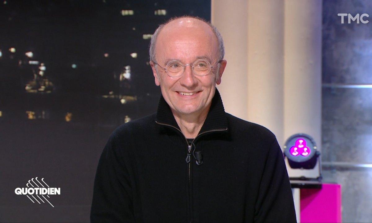 Invité : Philippe Geluck expose Le Chat sur les Champs-Elysées
