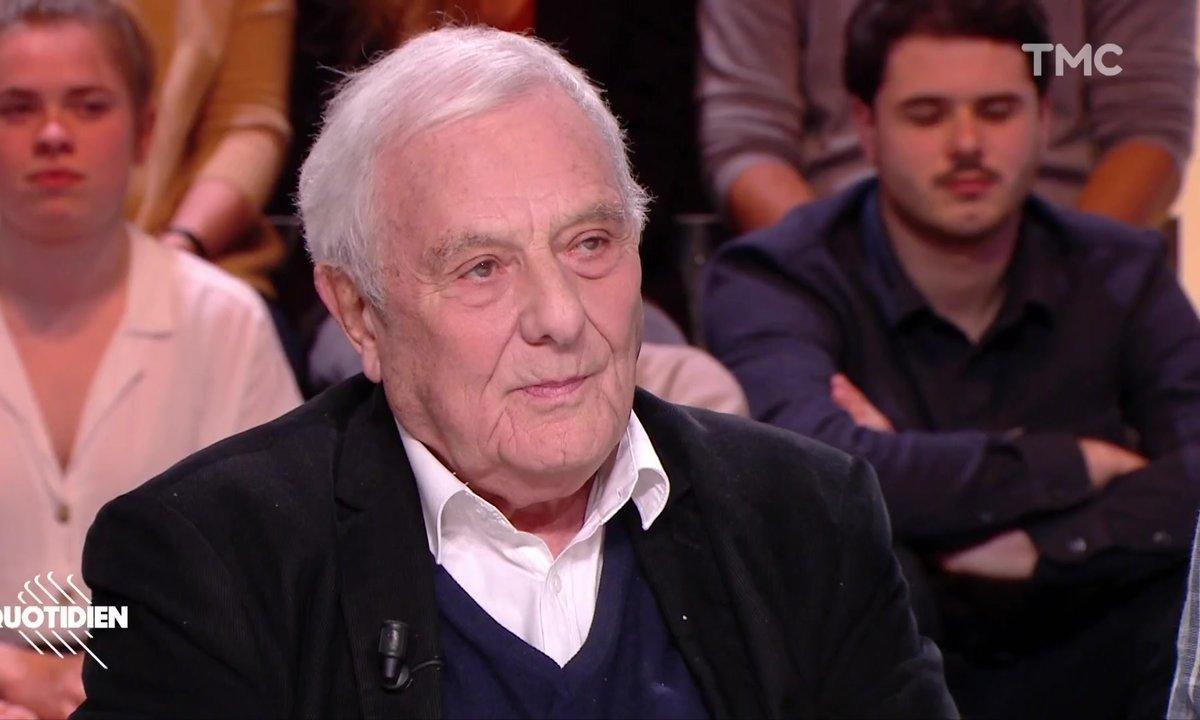 """Invité : Philippe Sollers présente son dernier livre, """"Le Nouveau"""""""