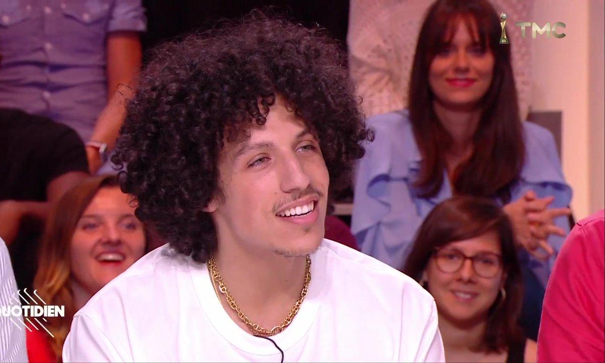 """Invité : le rappeur Rilès présente son premier album """"Welcome to the jungle"""""""
