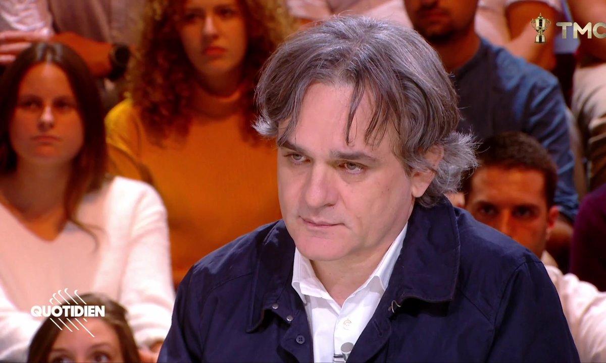 "Invité : Riss raconte l'attaque de Charlie Hebdo dans ""Une minute quarante-neuf secondes"""