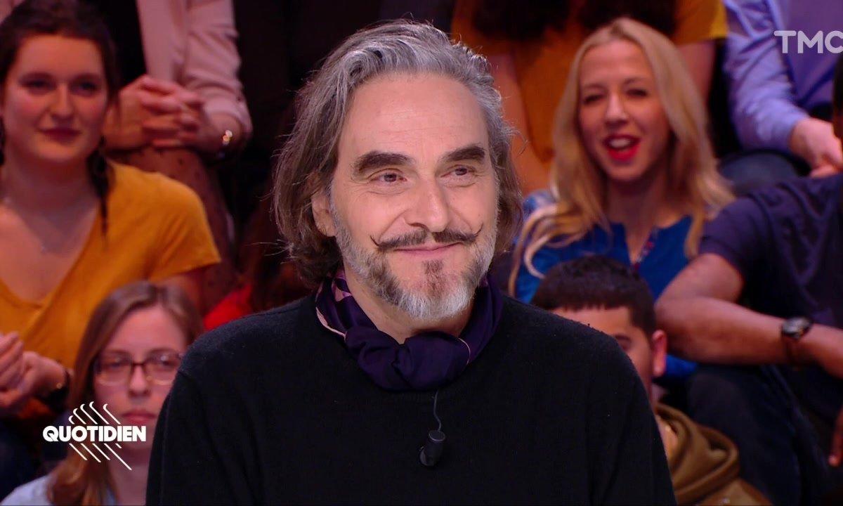 """Invité : Stephan Eicher revient avec un nouvel album """"Hüh !"""""""