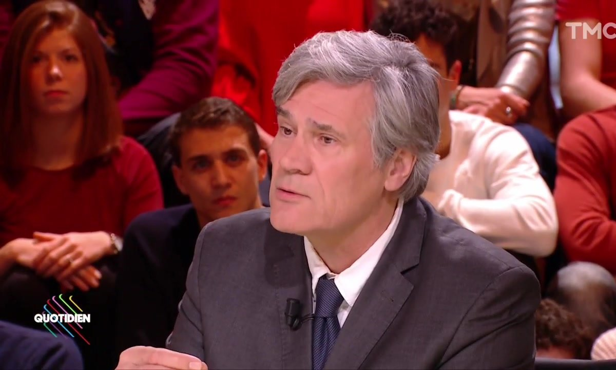 Invité : Stéphane Le Foll, candidat à la tête du Parti socialiste