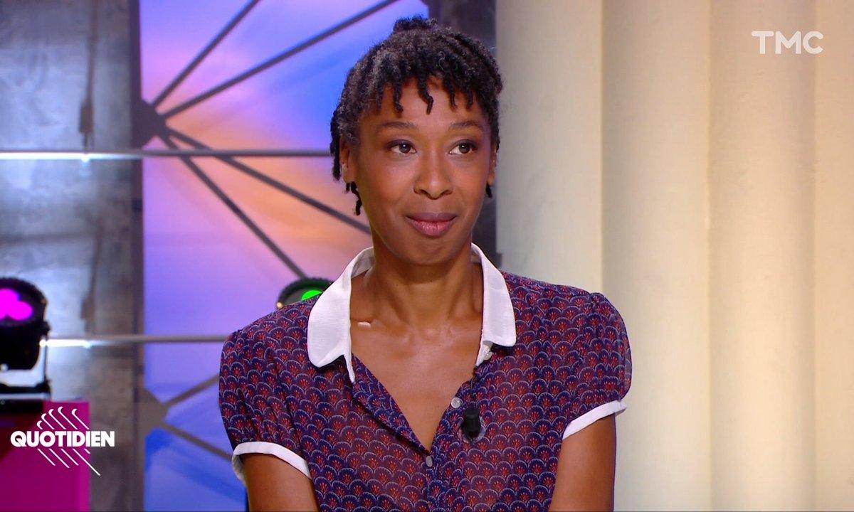 """Invitée : Tania de Montaigne raconte Claudette Colvin pour son spectacle """"Noire"""""""