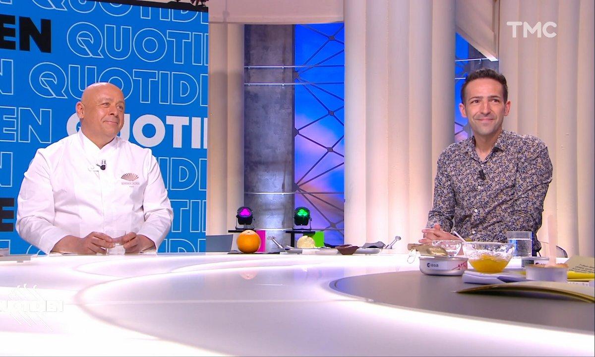 Invité : Thierry Marx et Raphaël Haumont inventent la cuisine de l'espace (et du futur !)