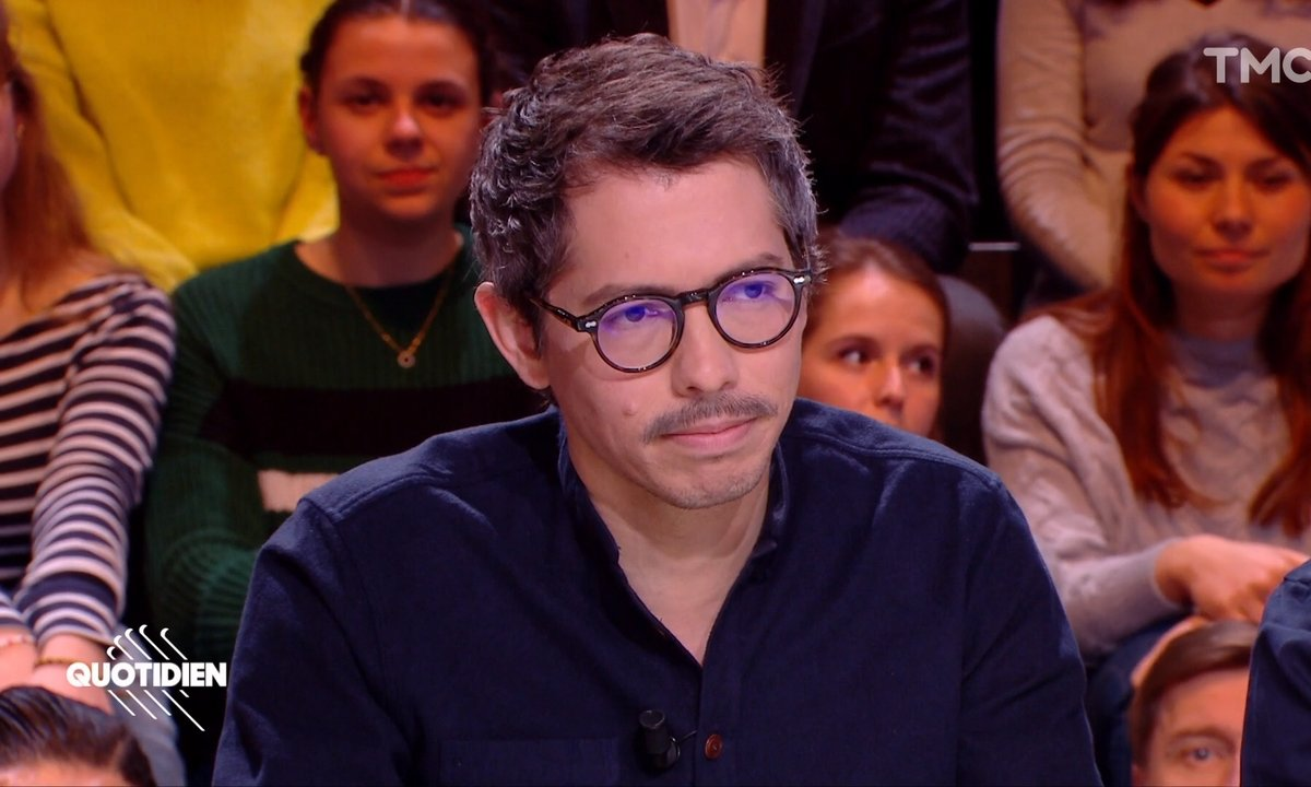 """Invité : Thomas Porcher veut rendre leur voix aux """"délaissés"""""""