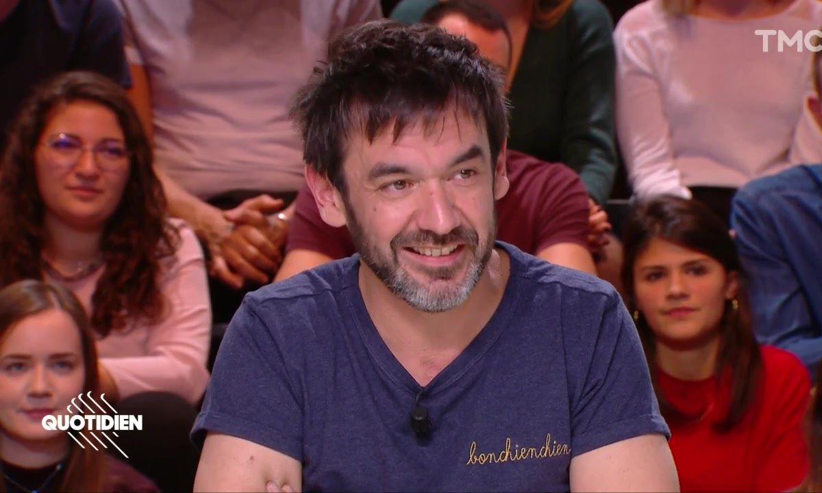 """Invité : Thomas VDB joue toujours le """"Bon Chien Chien"""""""