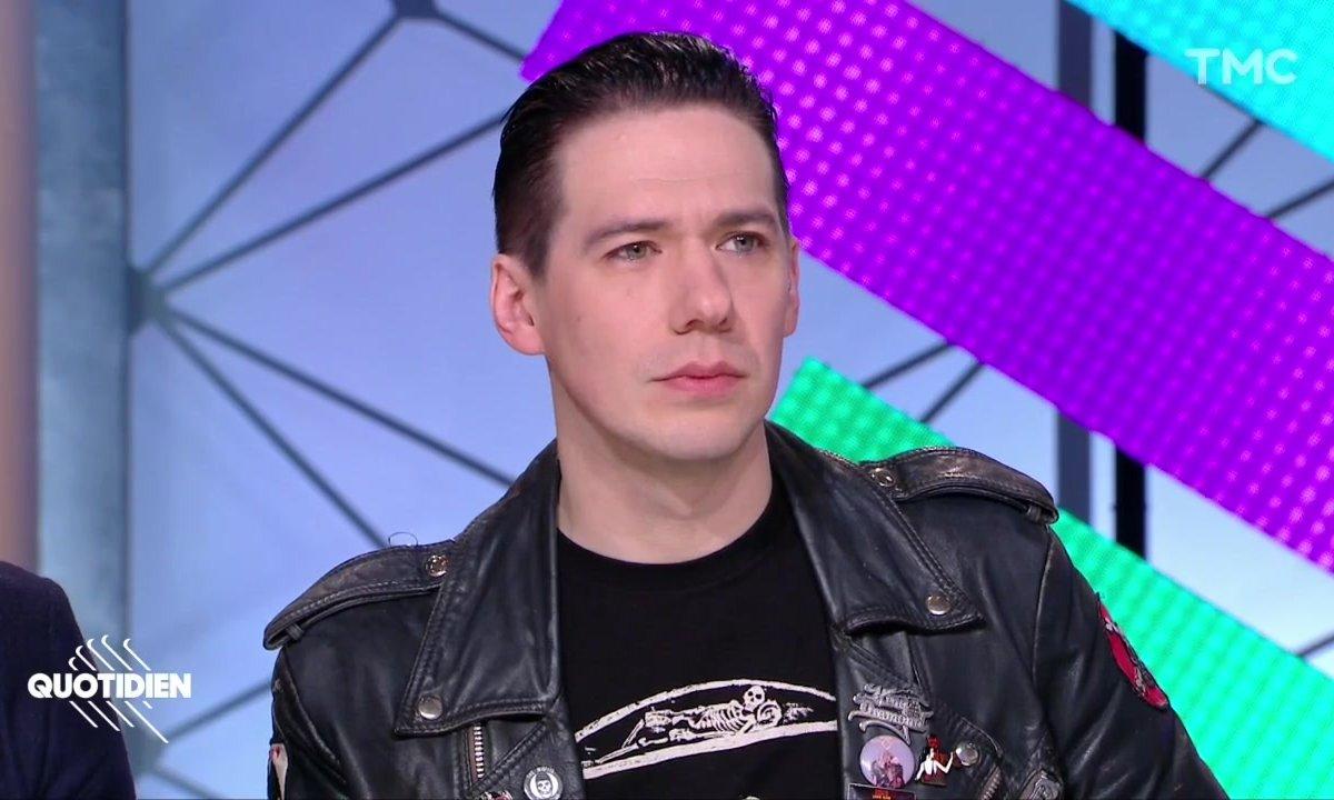 Invité : Tobias Forge, chanteur et leader du groupe Ghost, dévoile son visage pour la première fois