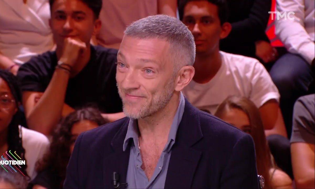 Invité : Vincent Cassel, l'acteur compulsif de l'été
