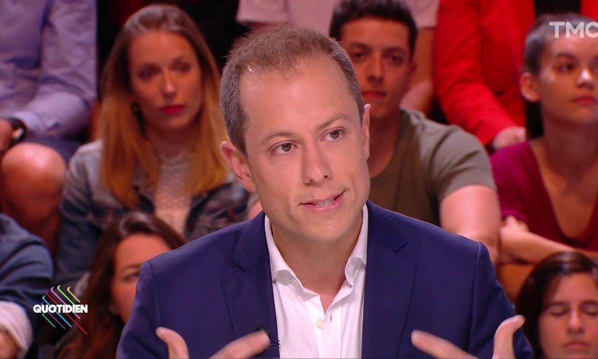 Invité : tout sur le week-end de Macron à Brégançon avec Guillaume Daret
