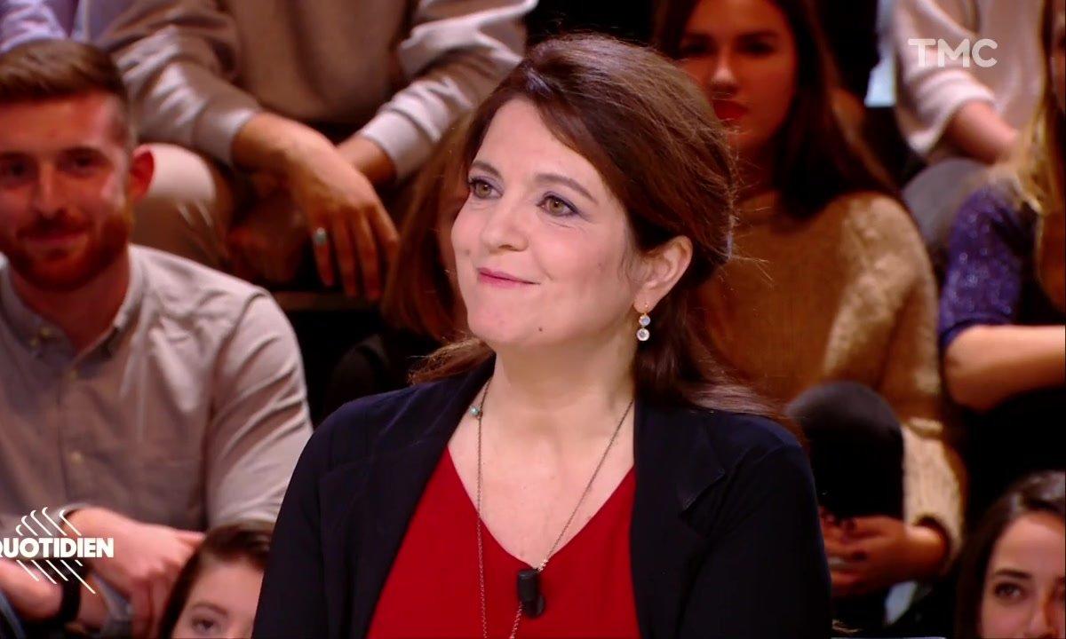 """Invitée : Agnès Jaoui pour le film """"Les bonnes intentions"""""""