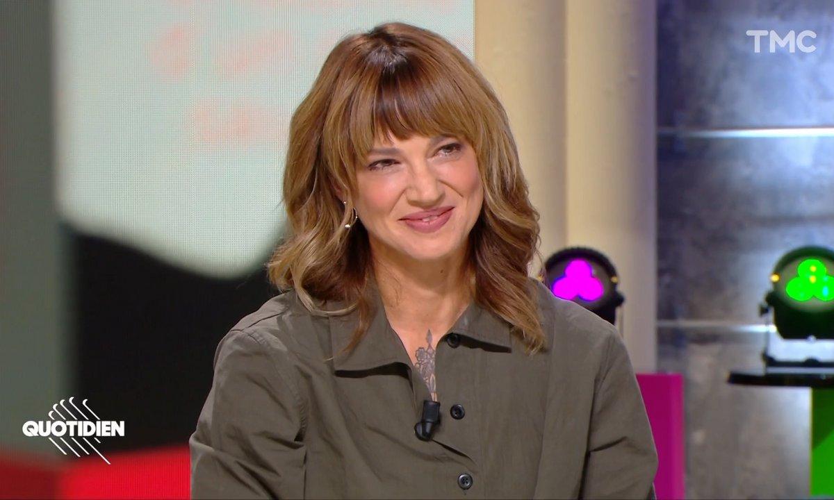 """Invitée : Asia Argento se raconte dans """"Anatomie d'un cœur sauvage"""""""