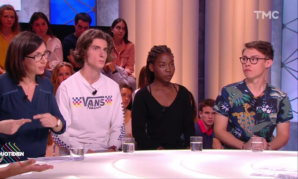 Invités : la galère Parcoursup avec Christel Brigaudeau et des lycéens impactés