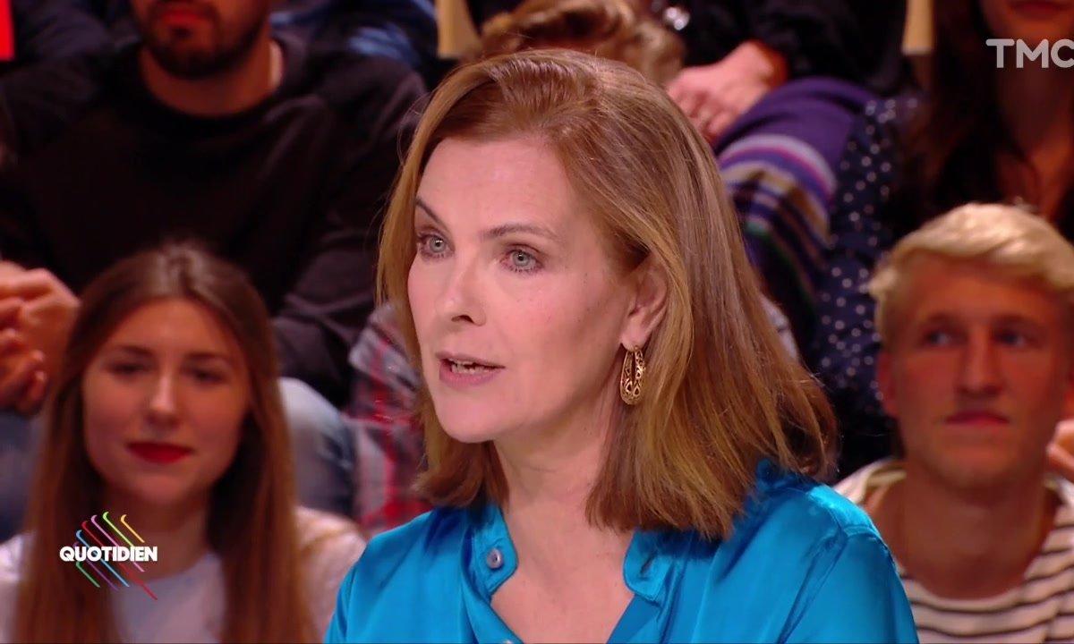 Invitée : Carole Bouquet, La Mante qui a fait succomber Stephen King