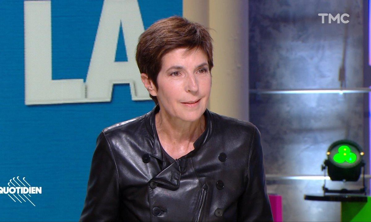 """Invitée : Christine Angot décortique les mécanismes de l'inceste dans """"Le voyage dans l'est"""""""