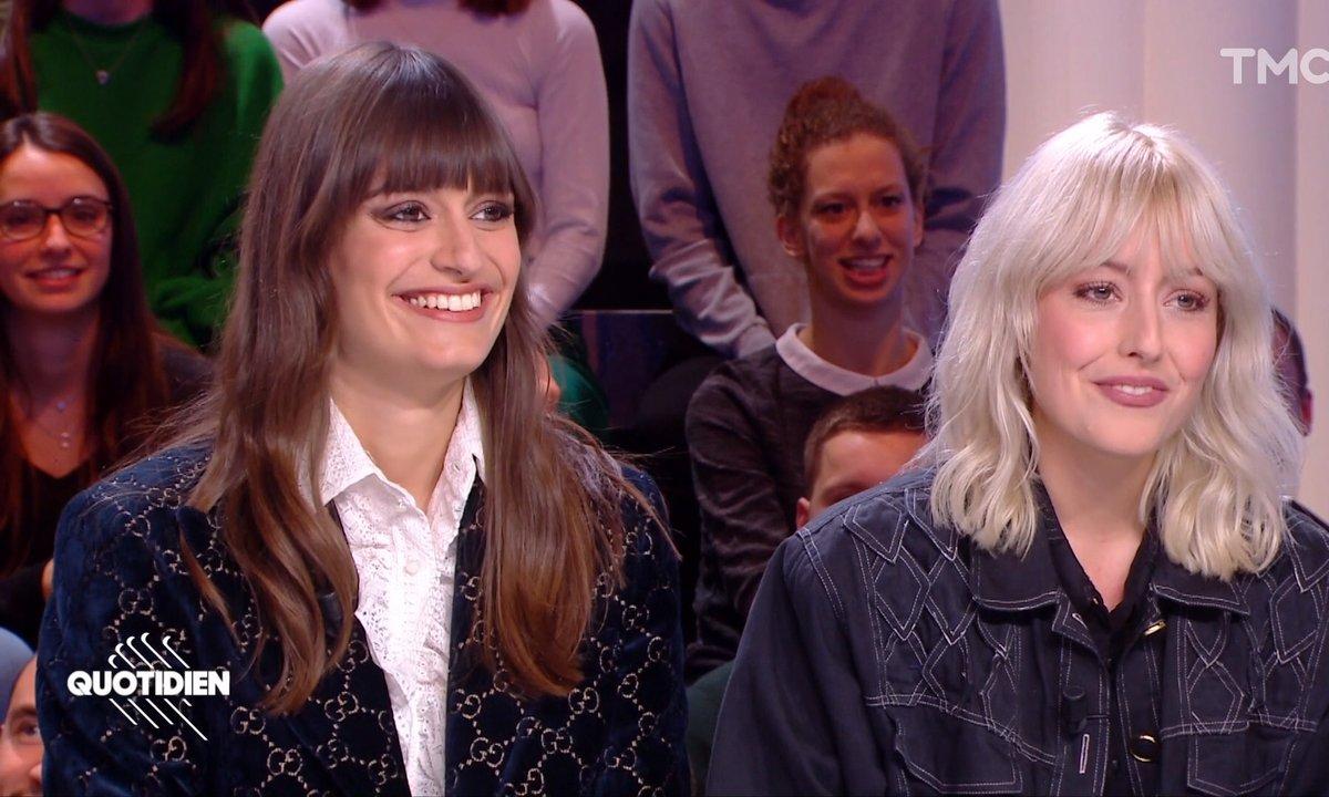 Invitée : Clara Luciani (et sa soeur) dévoilent 5 titres inédits de Sainte-Victoire