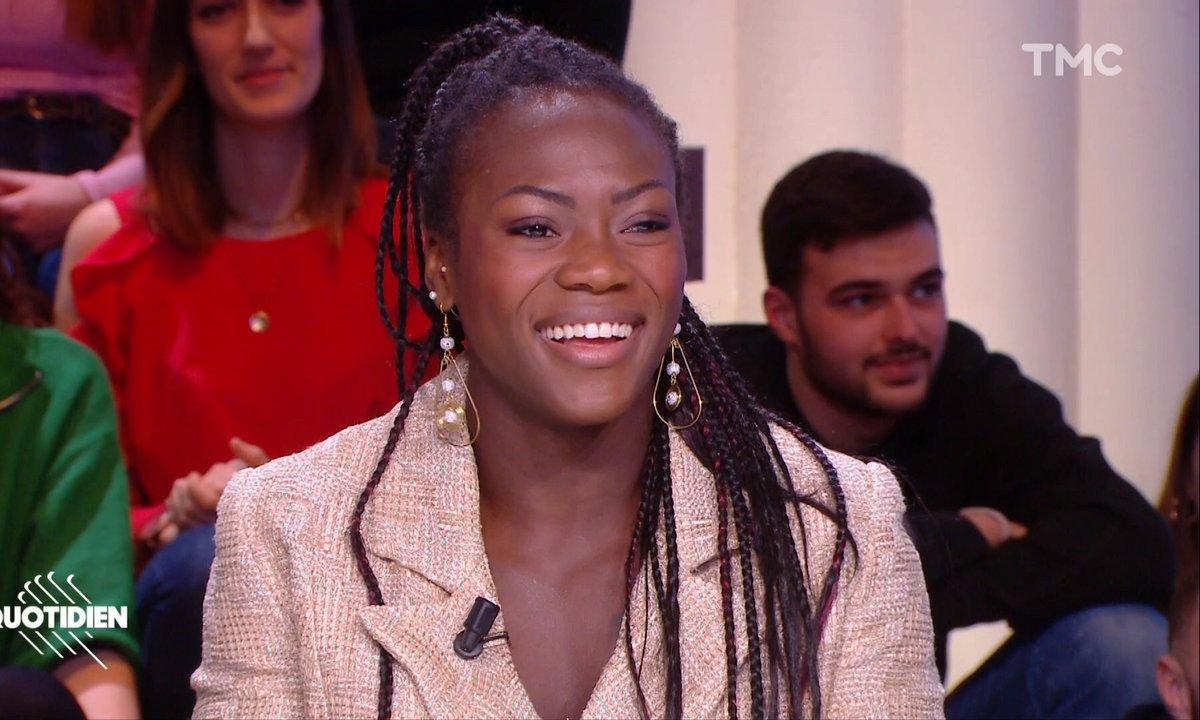 Invitée : Clarisse Agbegnenou, prête pour Tokyo